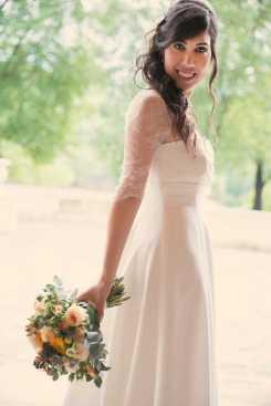 Bouquet di fiori per matrimonio