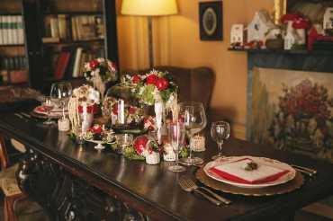 fiori per centrotavola di matrimonio a torino simmi floral design 12