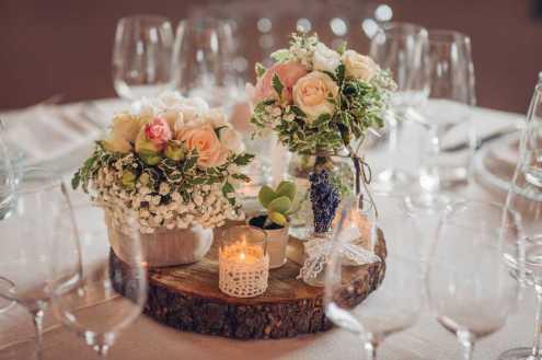 fiori per centrotavola di matrimonio a torino simmi floral design 15