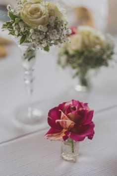 fiori per centrotavola di matrimonio a torino simmi floral design 28