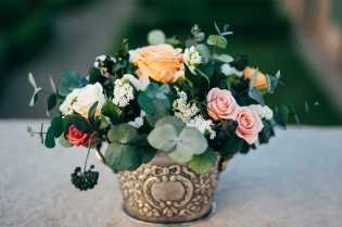 fiori per centrotavola di matrimonio a torino simmi floral design 29