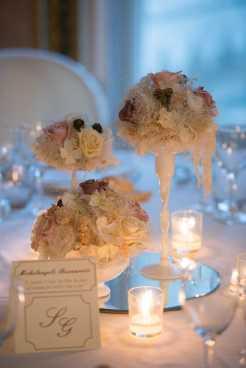 fiori per centrotavola di matrimonio a torino simmi floral design 3