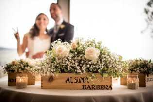 fiori per centrotavola di matrimonio a torino simmi floral design 38