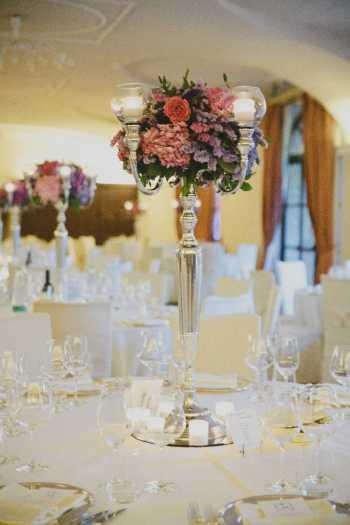 fiori per centrotavola di matrimonio a torino simmi floral design 41