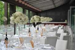 fiori per centrotavola di matrimonio a torino simmi floral design 5