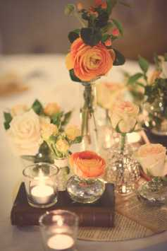 fiori per centrotavola di matrimonio a torino simmi floral design 6