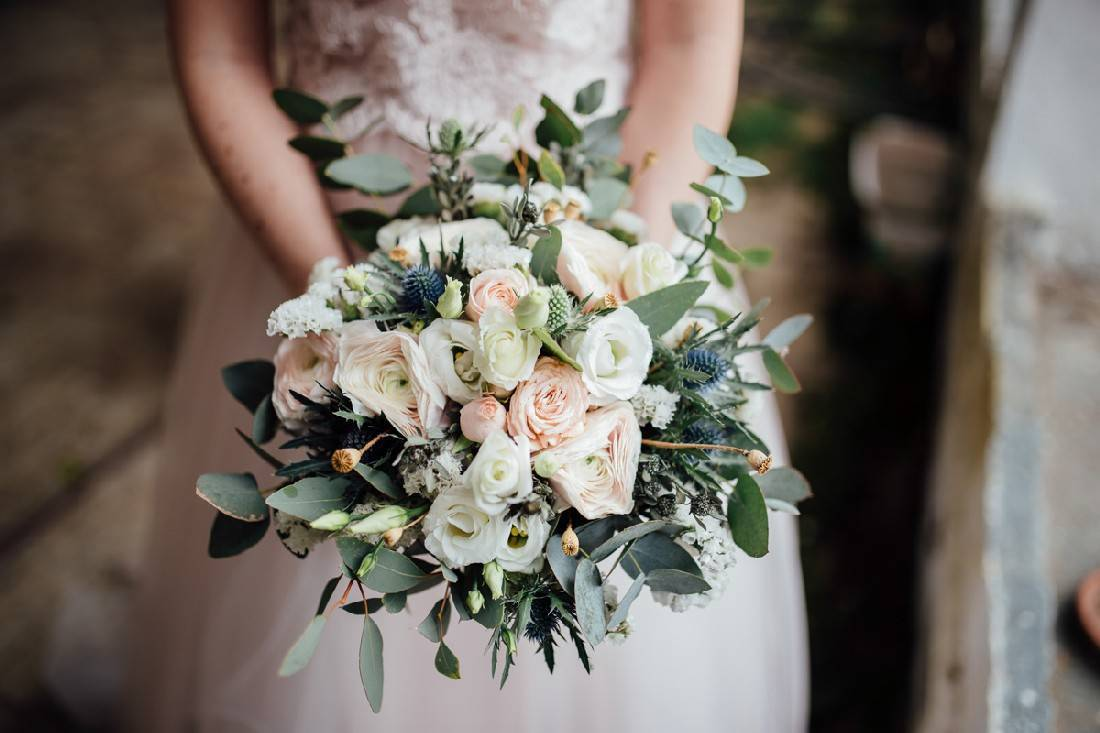 Matrimonio Tema Mediterraneo : Bouquet focus tra boho chic shabby new fairytale il