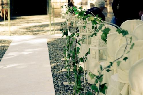 lanterne a villa bria