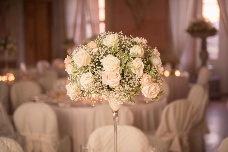 fioraio-matrimonio-torino-simmi-fiori-centrotavola-castello-di-san-giorgio-25