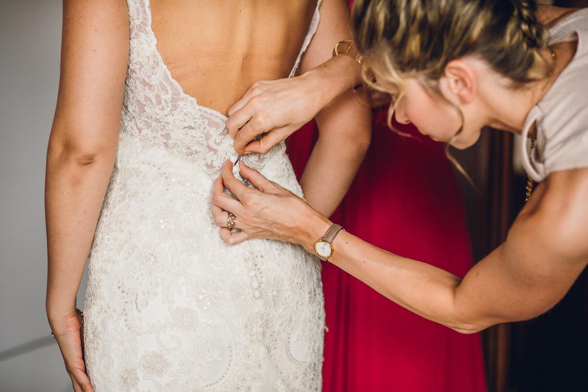 Il kit di emergenza per la sposa