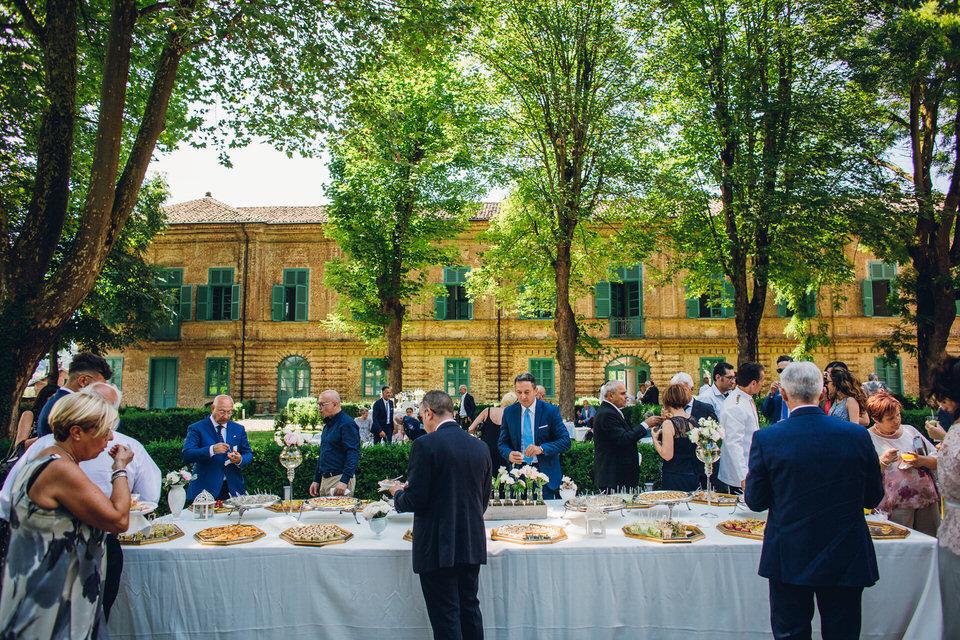 Una villa antica per una principessa moderna - WEDDINGS & Co