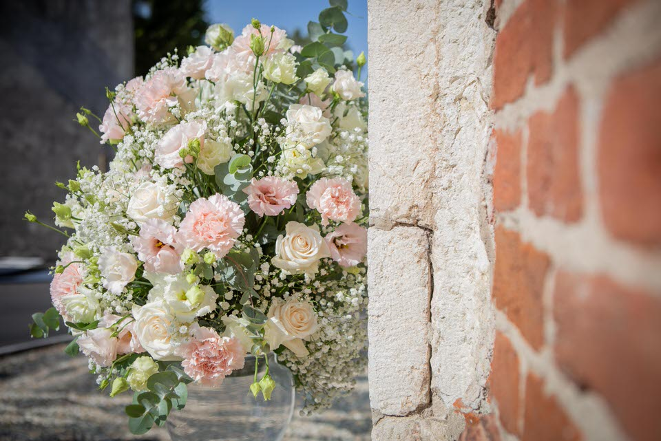Fiori per un matrimonio in estate e in autunno: garofano