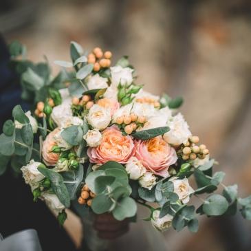 Idee per un bouquet da sposa