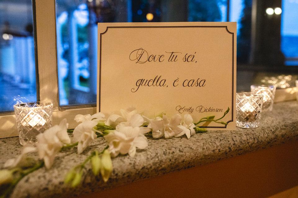 Un matrimonio tra eleganza e luce al Majestic sul Lago Maggiore