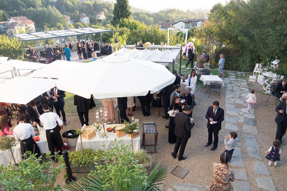 Location per matrimonio a Torino: Villa Somis
