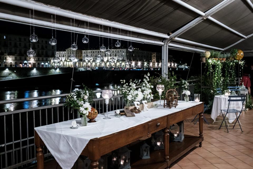 Un matrimonio botanico a Villa Esperia, Torino