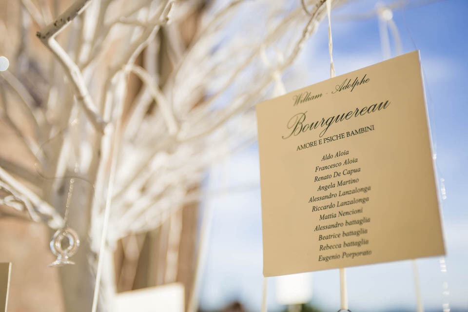 Un matrimonio a tema alla Reggia di Venaria