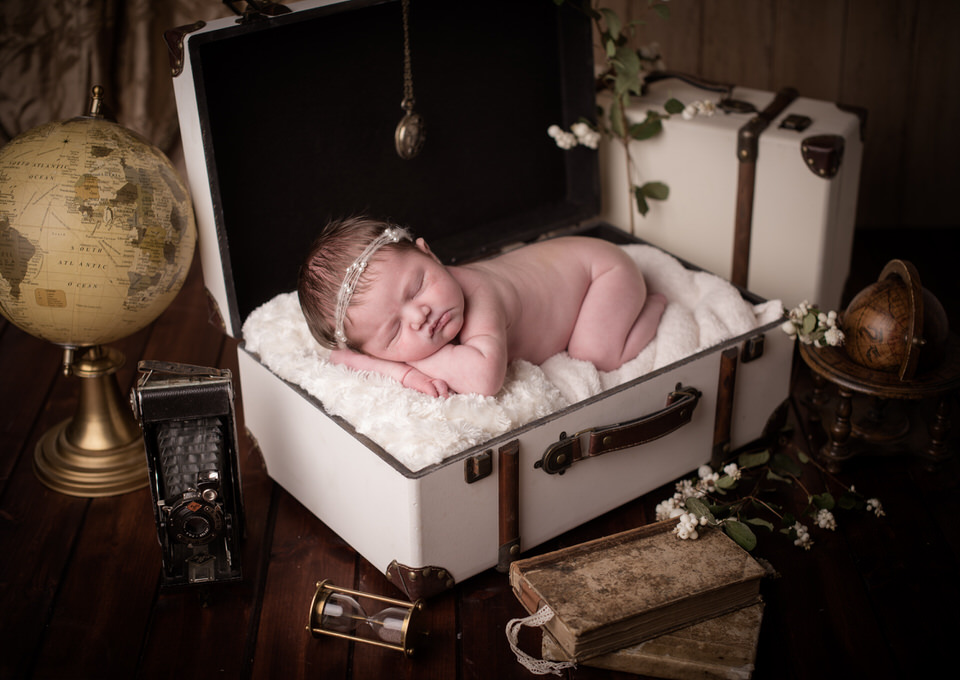 New Born: foto e idee per una nascita