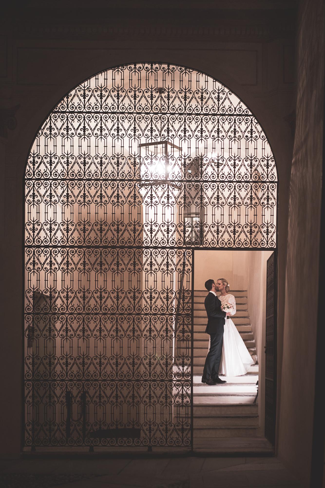 Natura e luce per un matrimonio al Castello di Parella