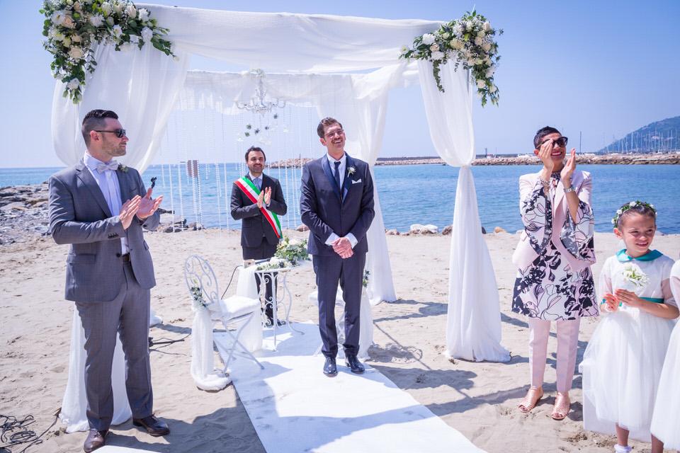 Idee per un matrimonio in riva al mare