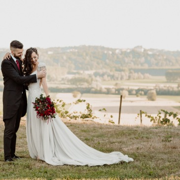Un matrimonio a tema circo a Villa Fiorita