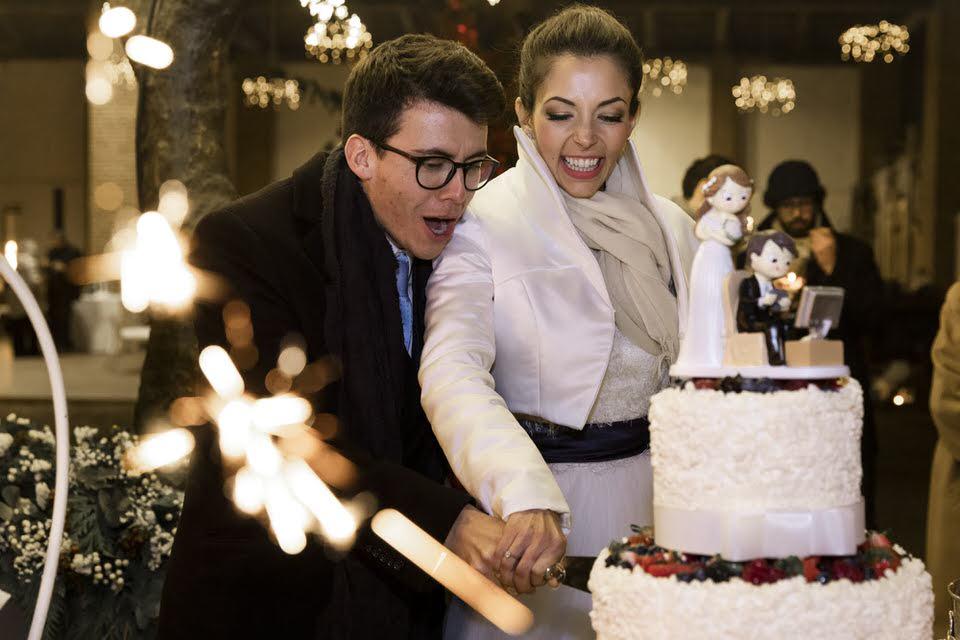 Un matrimonio a San Silvestro a Tenuta La Morra